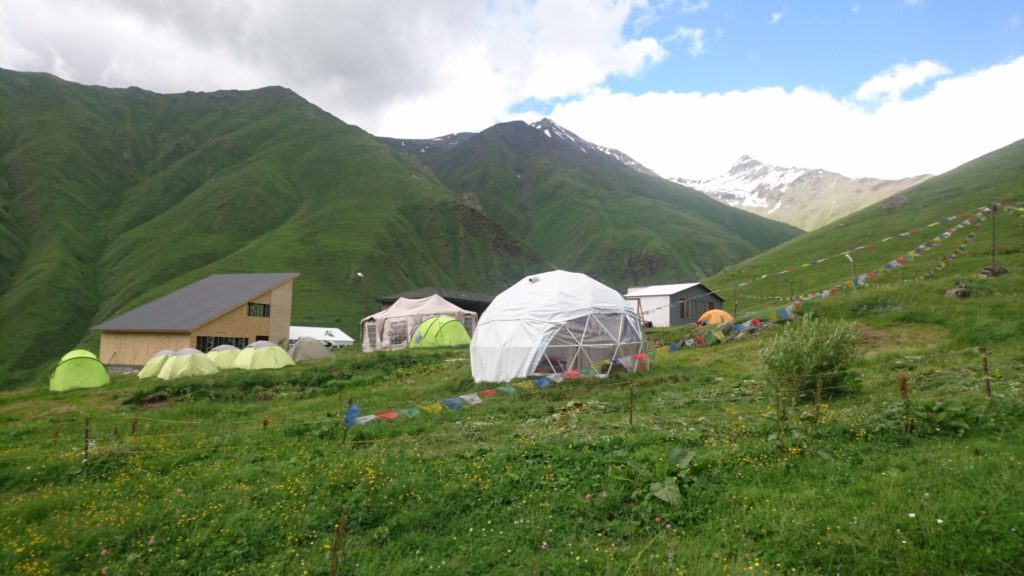 Zeta Camping