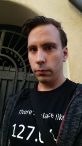 Arttu Uskali 20.9. after a haircut