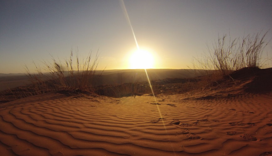 Sand, dust and sun… welcome to Namibia